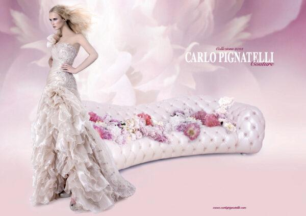 Collezione sposa Carlo Pignatelli couture 2013