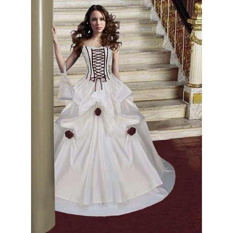 Estremamente Matrimonio gotico | Noisposi KX05