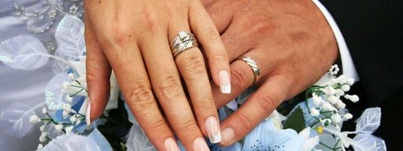 Fedi Matrimonio Uomo : Le fedi del matrimonio noisposi