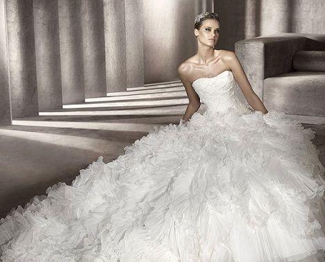 Collezione sposa Pronovias 2012