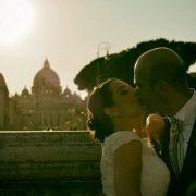 Roma: servizio fotografico professionale per le nozze
